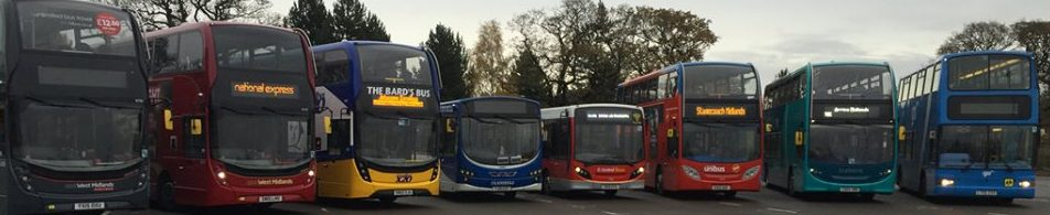 West Midlands Bus Users