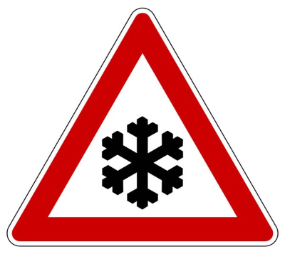 Weather Alert for Tuesday 27th February – disruption possible