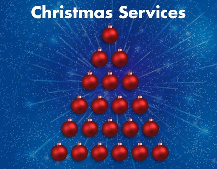 Christmas and New Year Buses 2018-2019